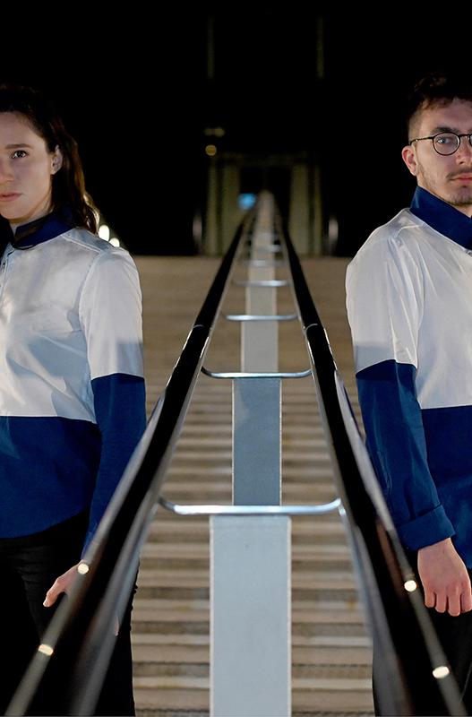 dorina kappatos mirai gender neutral equality fashion