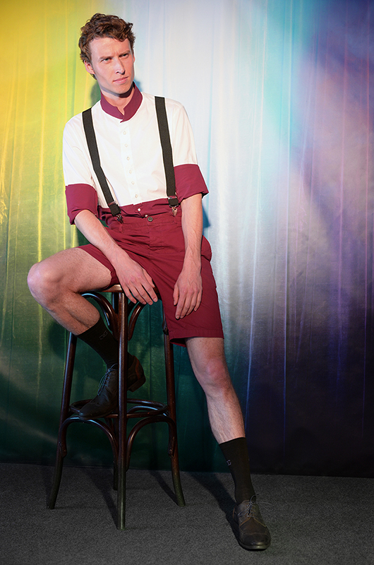 dorina kappatos mirai gender neutral unisex fashion