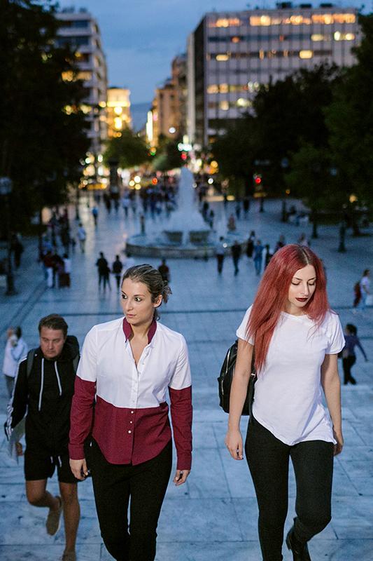 dorina kappatos mirai sofiya gender neutral equality fashion